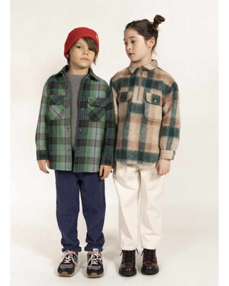 Simple Kids yam man green