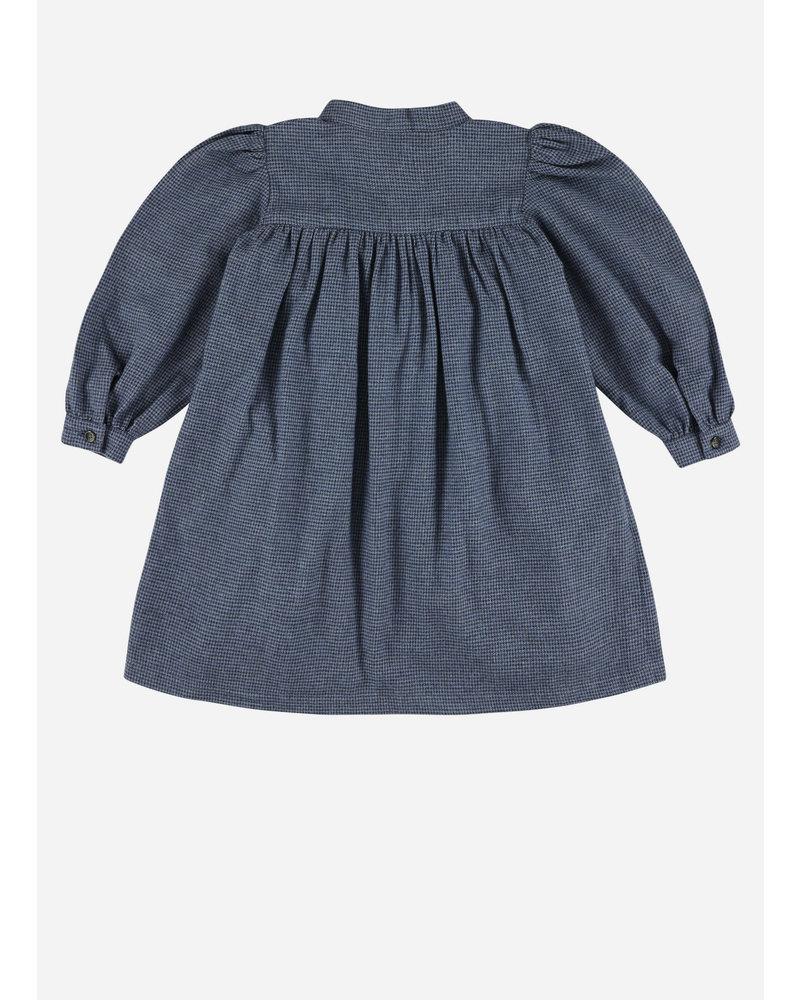 Morley osabi sherlock bleu dress