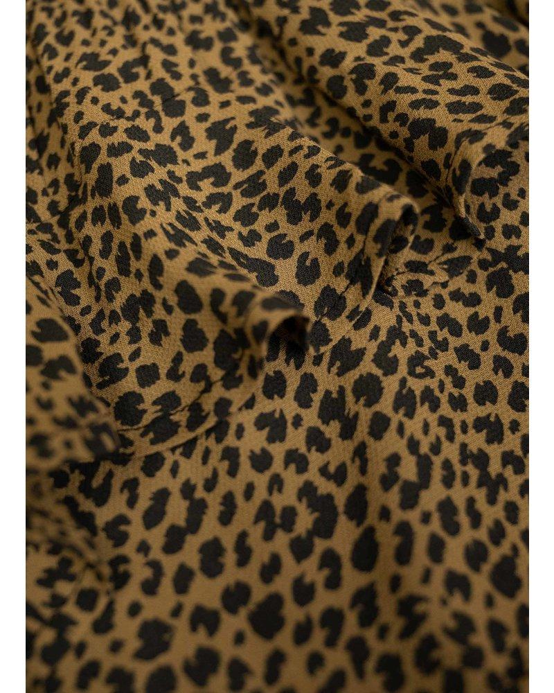 By Bar ella jeopard skirt leopard print