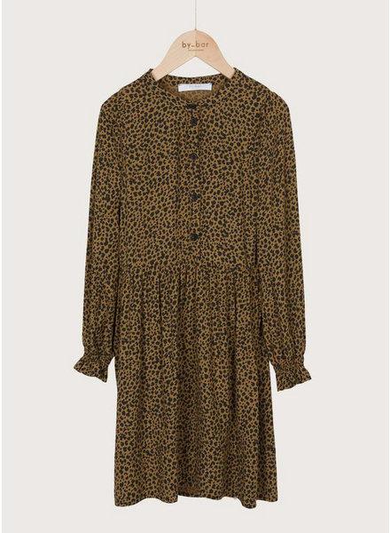 By Bar nouk leopard dress leopard print