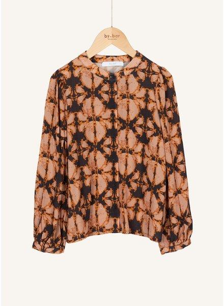 By Bar rikki batik blouse batik print