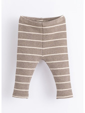 Play Up striped jersey leggings frame 1AJ11653 R265G