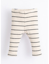 Play Up striped jersey leggings miro 1AJ11653 R264G