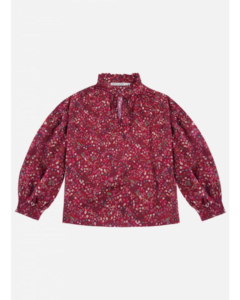 The New Society olivia bernadette blouse liberty
