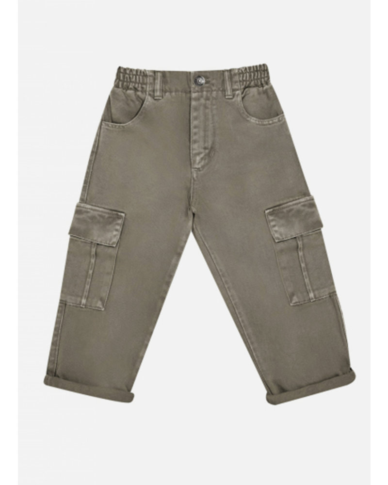 The New Society vincent pant denim dried herb