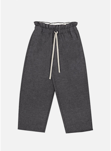 The New Society antione pant ash melange