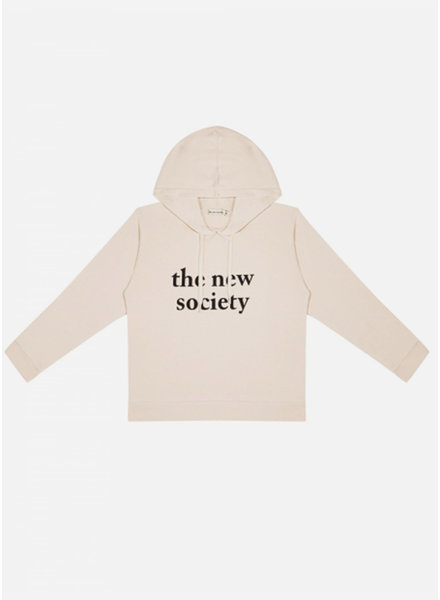 The New Society marcel sweater natural