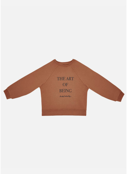 The New Society the art of sweater toffee