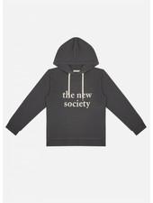 The New Society marcel sweater ash melange