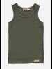 MarMar Copenhagen base sleeveless hunter green
