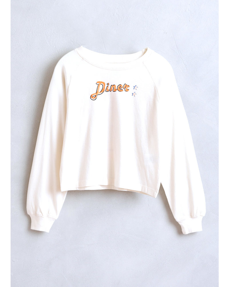 Bellerose azu tshirts vintage white