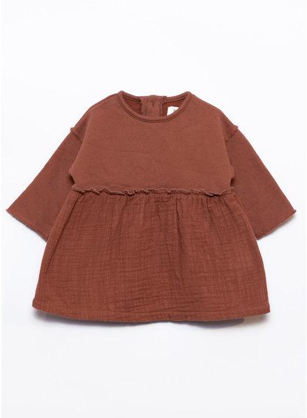 Play Up mixed dress sanguine 2AJ10905 P3052
