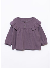 Play Up ajour tunic lavender 2AJ11300 P5023