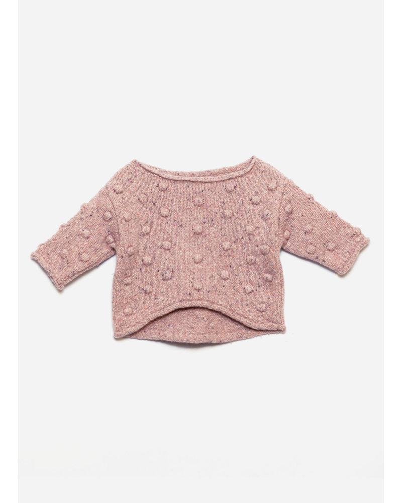 Play Up tricot sweater cor de rosa 2AJ11353 P4120