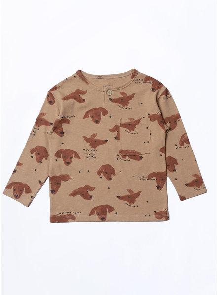 Play Up printed jersey tshirt paper 3AJ11007 E419B