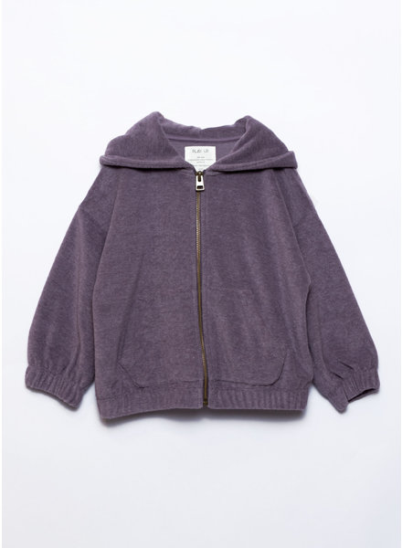 Play Up plush coat lavender 3AJ11401 P5023