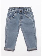 Play Up denim trousers avocado 3AJ11609 D001