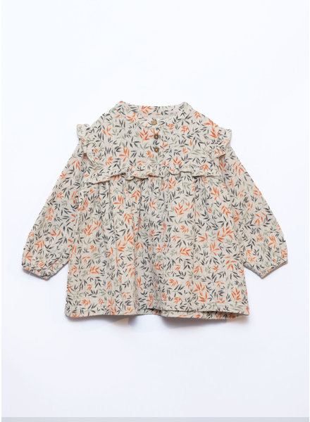 Play Up woven tunic miro 4AJ11302 E423N