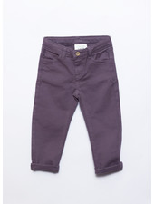 Play Up twill trousers lavender 4AJ11602 P5023