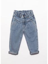 Play Up denim trousers 4AJ11604 D001