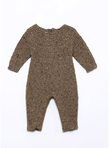 Play Up knitted jumpsuit paper 0AJ11505 P8066