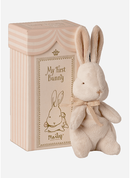 Maileg my first bunny pink