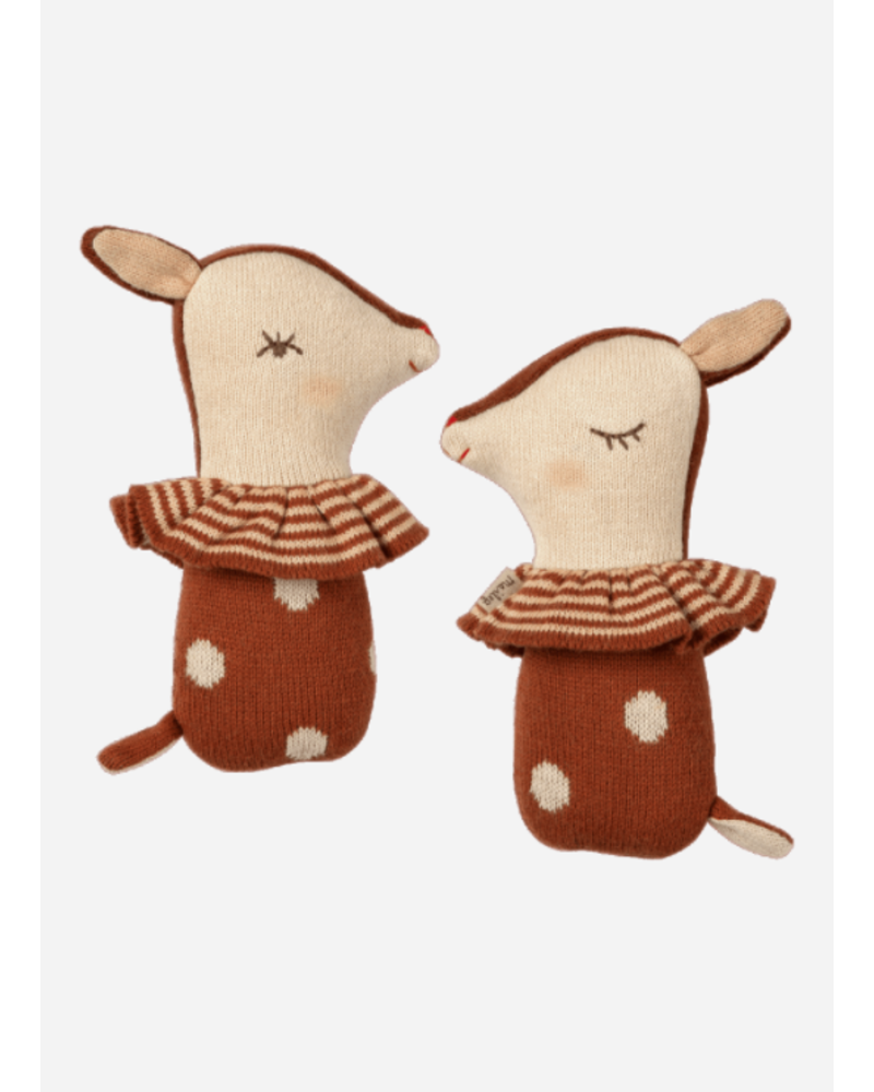 Maileg bambi rattle