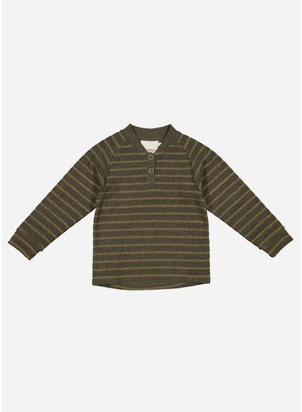 MarMar Copenhagen teis dark mustard stripe