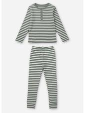 Liewood wilhelm pyjamas set blue fog/sandy