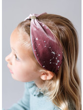 Mimi and Lula magical wide velvet alice band