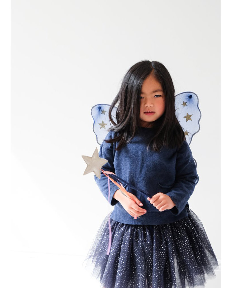 Mimi and Lula starry night wings