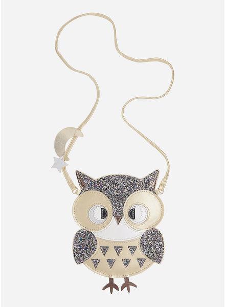 Mimi and Lula wise owl bag