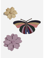 Mimi and Lula autumn butterfly clip pack