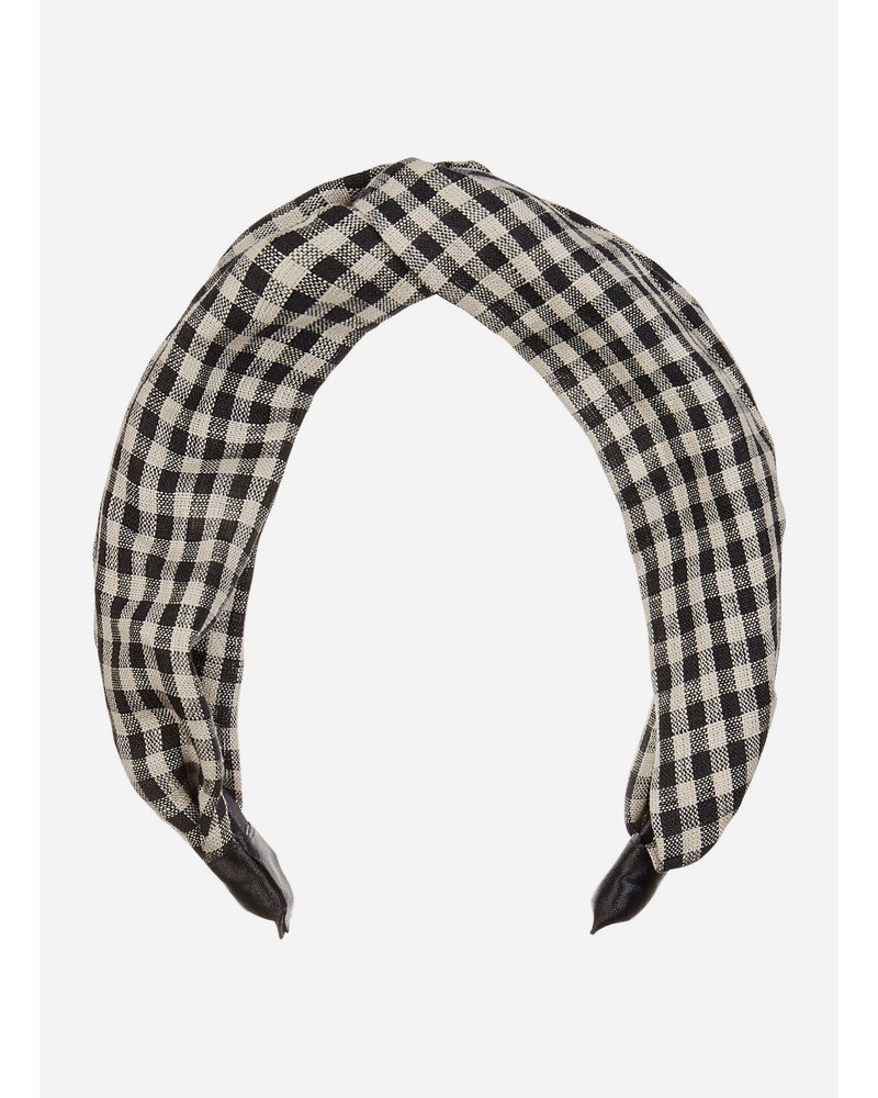 Mimi and Lula extra wide gingham alice