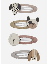 Mimi and Lula cute doggy clip pack