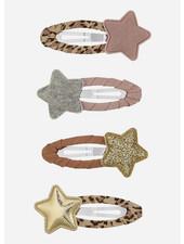 Mimi and Lula leopard tokyo star clic clacs