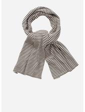 Mingo knit scarf stripes