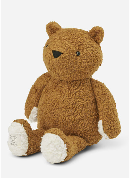 Liewood barty the bear golden caramel