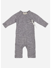 MarMar Copenhagen newborn rula wool grey melange
