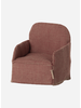 Maileg chair red mouse