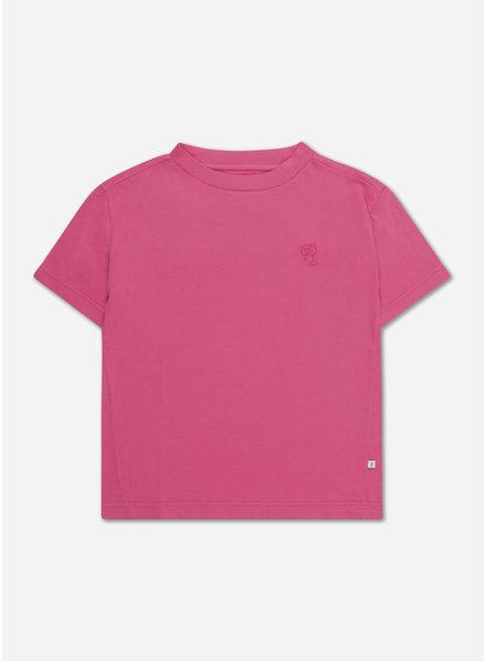 Repose tee shirt pink rose