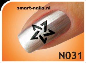 smART nails N031