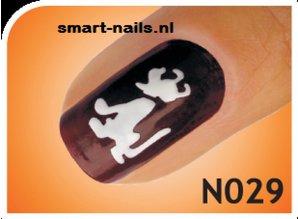 smART nails N029