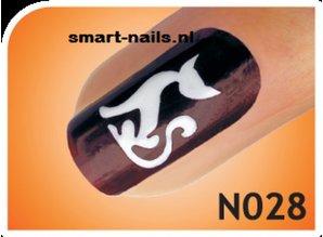 smART nails N028