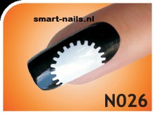 smART nails N026