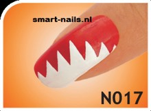 smART nails N017