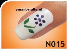 smART nails N015