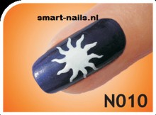 smART nails N010