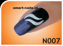 smART nails N007
