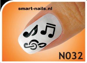 smART nails N032